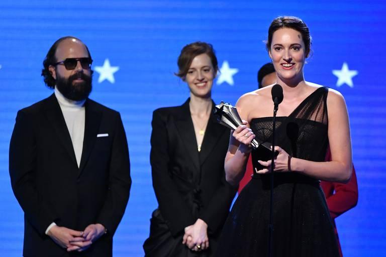 Veja fotos do prêmio Critics' Choice