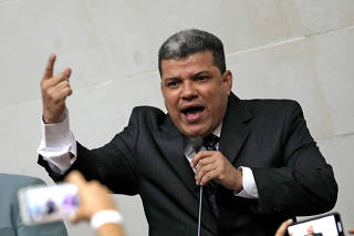 FILE PHOTO: Venezuela's Congress chooses leadership in Caracas