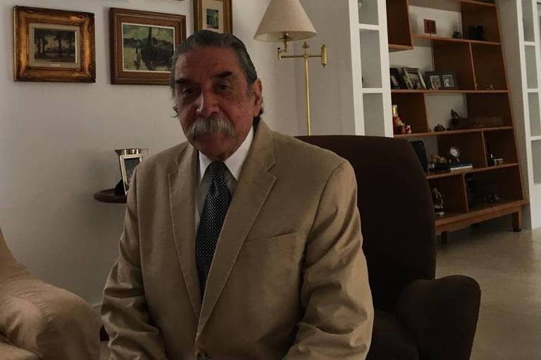 Luis Bahamondes Professor titular de ginecologia da Faculdade de Ciências Médicas da Unicamp