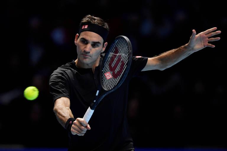 Roger Federer vira alvo de Greta Thunberg e responde a críticas