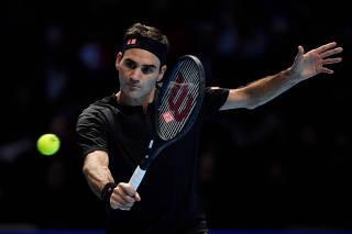 FILE PHOTO: ATP Finals