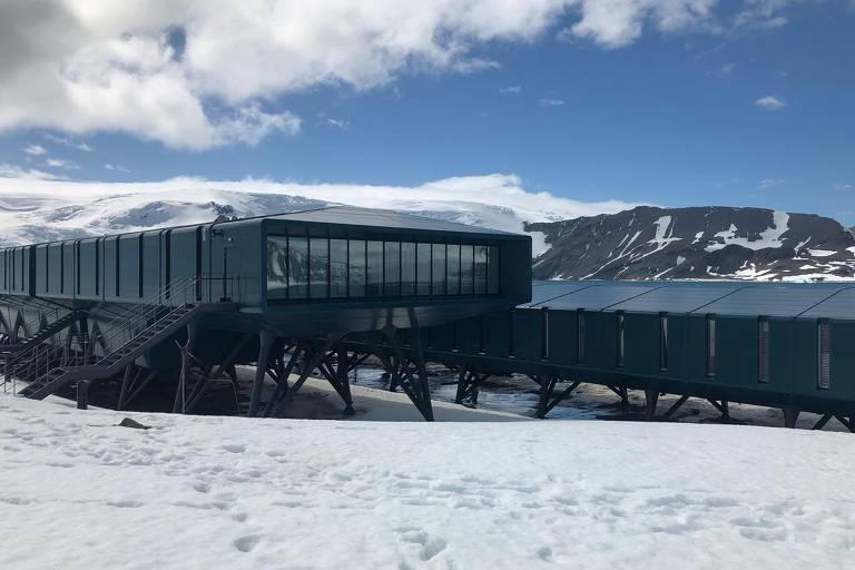 Pela primeira vez, Fiocruz terá laboratório na Antártida