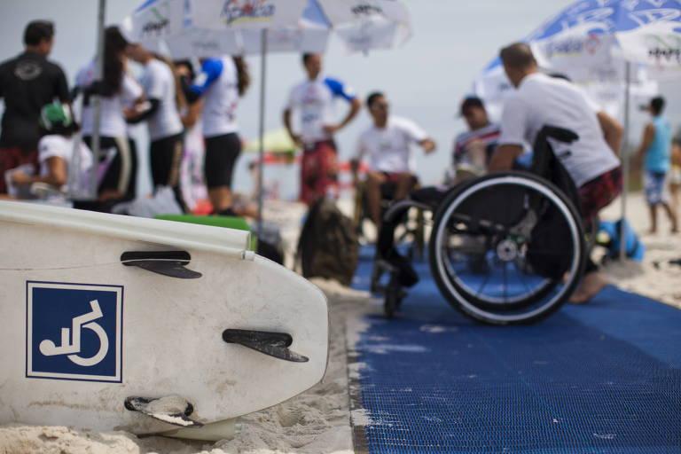 Resolver acessibilidade nas praias é simples, barato e provoca enorme ganho social