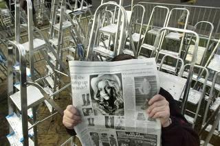 SHOWBIZ Madonna/Press