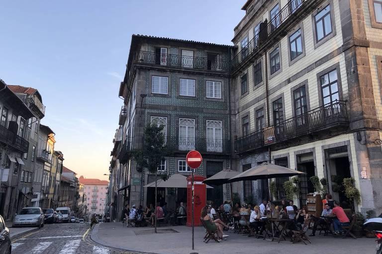 Casas em Lisboa, em Portugal - matéria acomodações estudantes