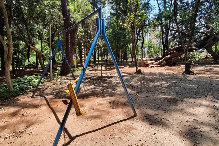 Parque Celso Daniel, em Santo André