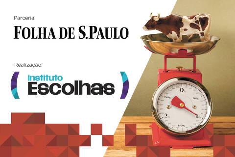 Selo para o seminário Impactos da Pecuária (30/01/2019)