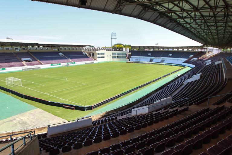 Fonte Luminosa, em Araraquara, sediará o primeiro Palmeiras x São Paulo de 2020