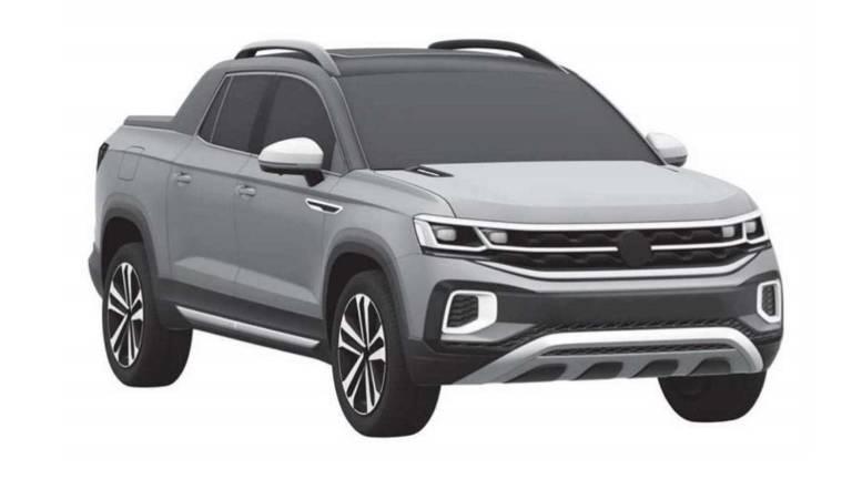 Registro da Volkswagen Tarok no INPI