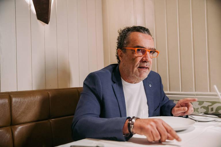 Tito Bessa Jr., presidente da Ablos e TNG.