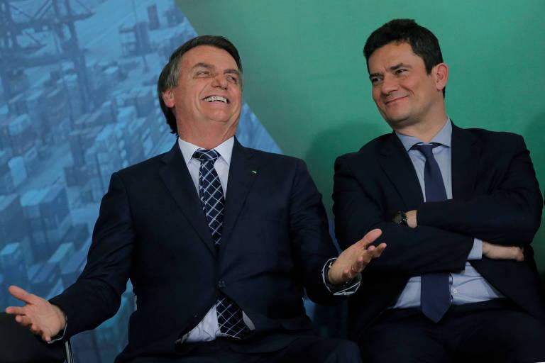 Confira os principais pontos do depoimento de Moro sobre Bolsonaro