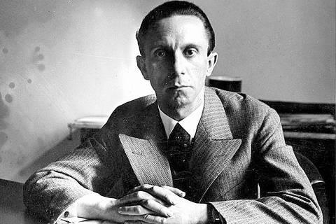 Saiba quem foi Goebbels, ministro de Hitler que Alvim copiou em discurso