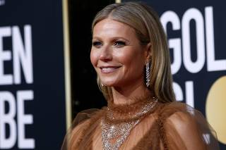 77th Golden Globe Awards - Arrivals - Beverly Hills, California, U.S., January 5, 2020 - Gwyneth Paltrow