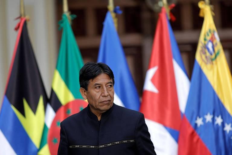 Ex-chanceler e líder cocaleiro são prováveis candidatos de partido de Evo nas eleições da Bolívia