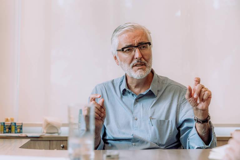 Luiz Eugênio Araújo de Moraes Mello, médico e neurocientista da Unifesp de do Instituto D'Or, é o novo diretor científico da da Fapesp