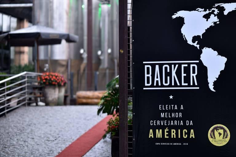 Cervejaria Backer, em Belo Horizonte; contaminação foi detectada em 32 lotes