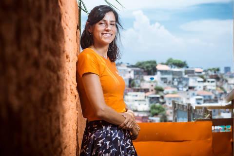 Sao Paulo, SP, BRASIL, 10-01-2020: ***ESPECIAL*** MPME mensal - Renata Citron, criadora do Cantinho do Brincar, um espaço para crianças pequenas, de 2 a 6 anos, brincarem. (Foto: Lucas Seixas/Folhapress, ESPECIAIS).