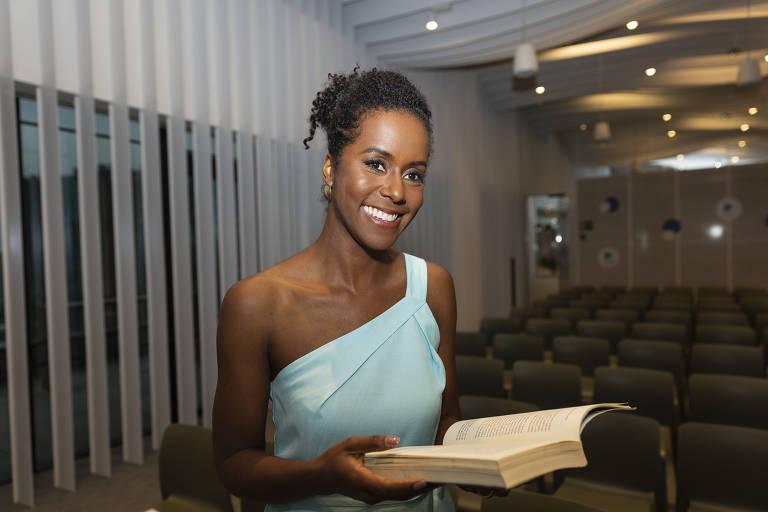 Lançamento da versão em audiolivro do livro 'Minha História', de Michelle Obama