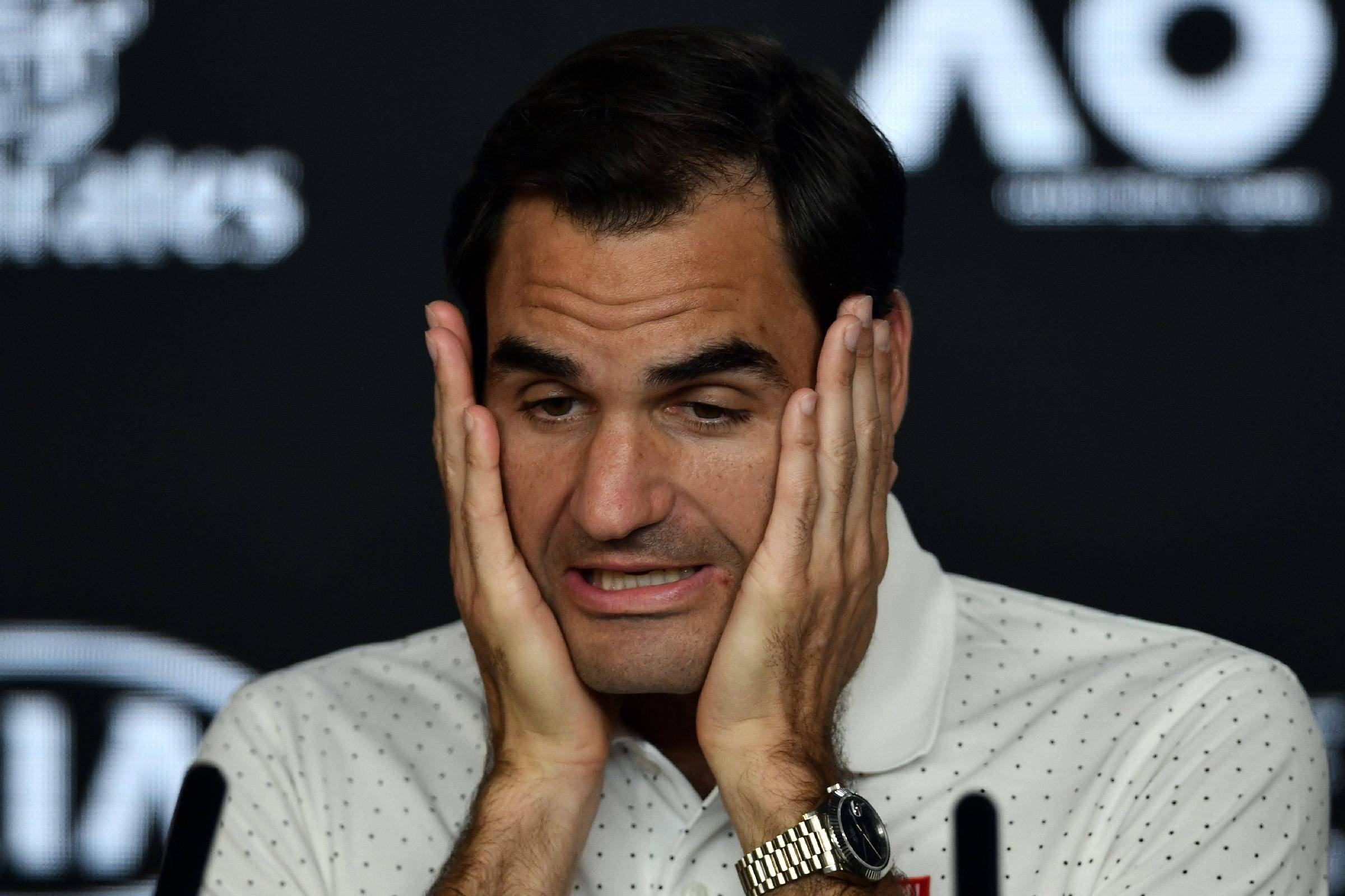 I couldn't have done more, says Federer after being called selfish