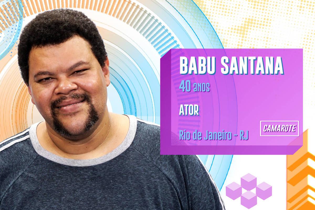 F5 - Televisão - BBB20 - BBB 20: Ator Babu Santana é premiado no ...