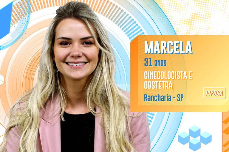 Marcela sofre de misofonia (aflição com som de mastigação), é obstetra e tem 31 anos. De Rancharia (SP)