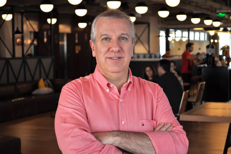 Imagem Francisco Pérez, diretor de investimentos da Glebba