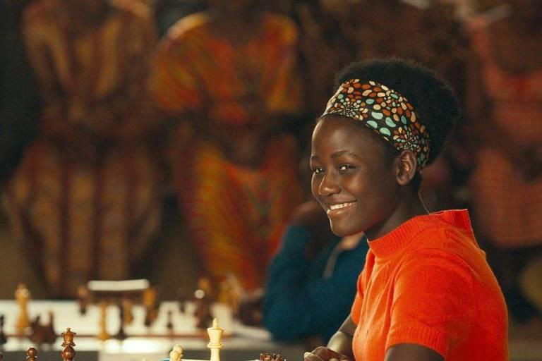 """Cena do filme """"Rainha de Katwe"""""""