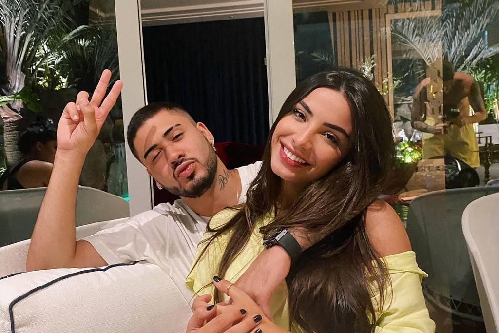 F5 - Celebridades - Kevinho assume namoro com modelo Gabriela Versiani: 'Me apaixonei' - 19/01/2020