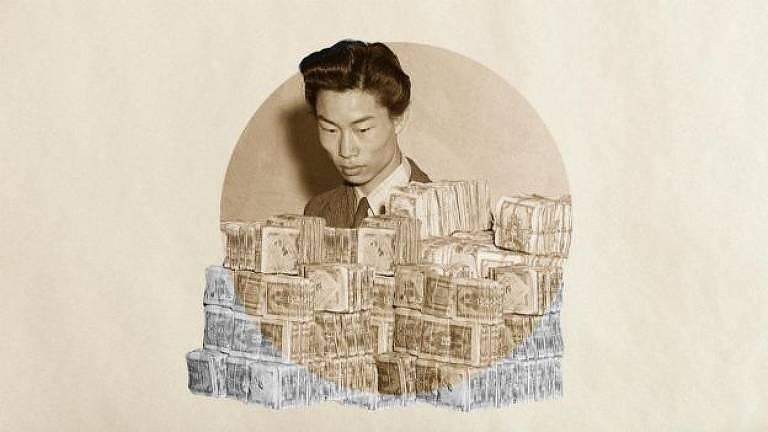 A China inventou o papel moeda