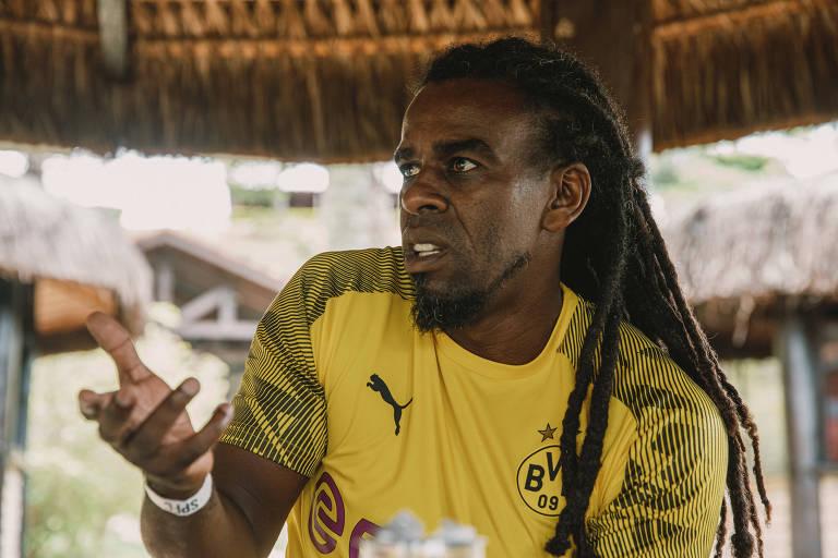 Tinga esteve em São Paulo no fim de 2019 para participar da Legends Cup, torneio de veteranos organizado pelo São Paulo. Ele atuou pelo Borussia Dortmund (ALE)