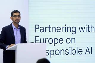 Bruegel think tank conference in Brussels