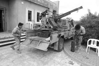 LIBIA-TRIPOLI-INCUMPLIMIENTO-ALTO AL FUEGO