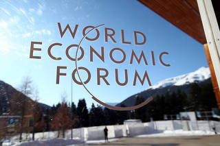 Annual WEF meeting in Davos