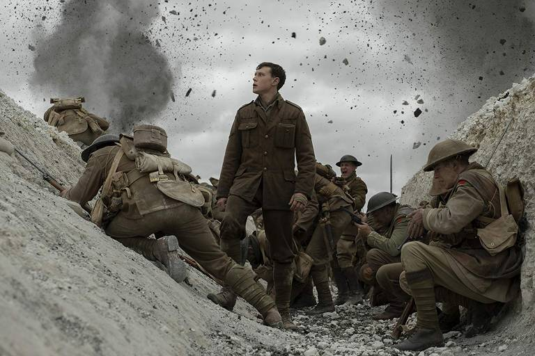 Veja cenas do filme '1917'