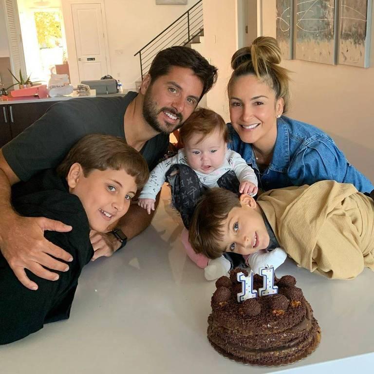 Aniversário do filho de Claudia Leitte