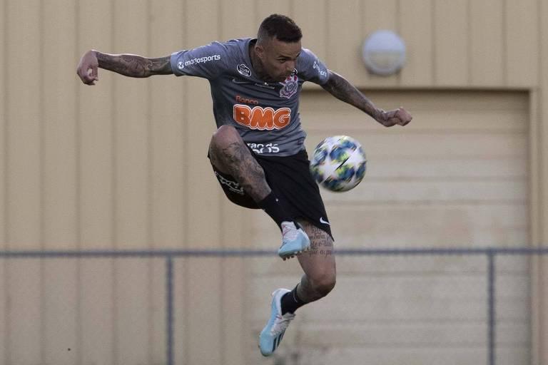 Principal reforço do Corinthians neste ano, Luan tenta levar o clube ao tetra no Paulista