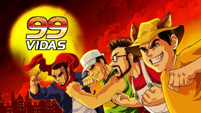 Podcast '99Vidas'