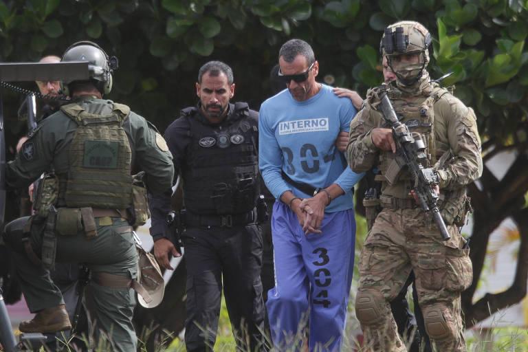 PF faz megaoperação contra PCC em 19 estados do país com 1.100 policiais