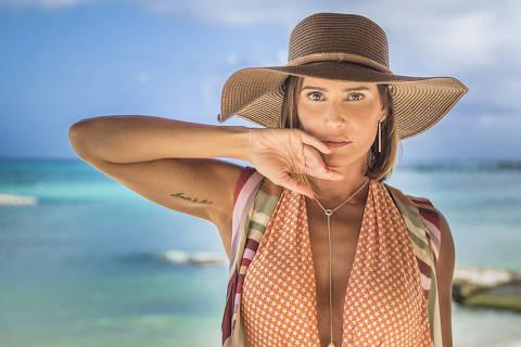 Alexia (Deborah Secco), na novela 'Salve-se Quem Puder' (Globo)