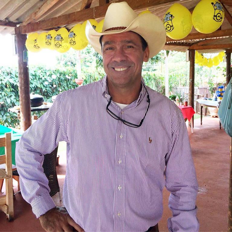 Imagens do ex-BBB Rodrigo Leonel (Cowboy)