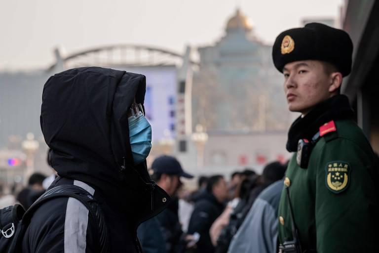 Surto de vírus que causa pneumonia aflige China