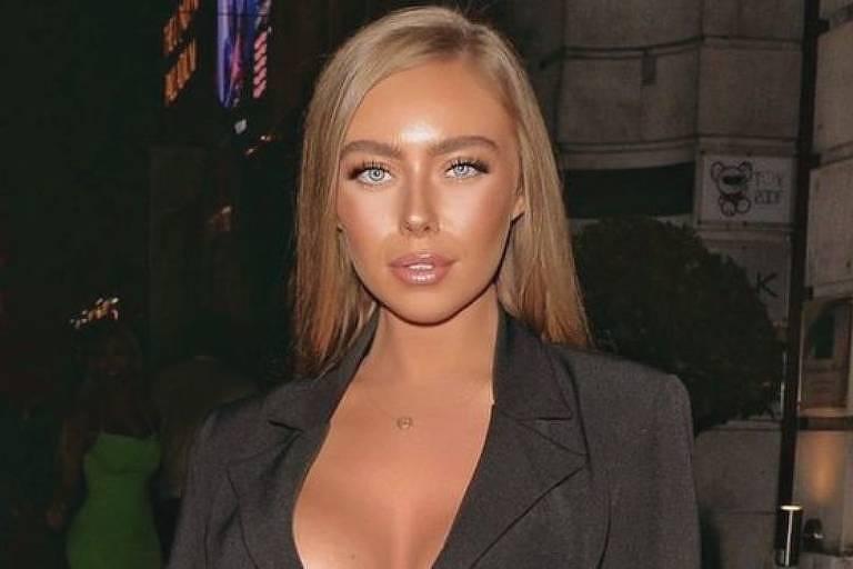 Tyne-Lexy conta que tinha 19 anos quando recebeu a primeira oferta de dinheiro por sexo
