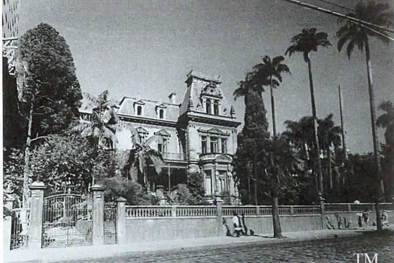 Avenida Angélica, atual número 430