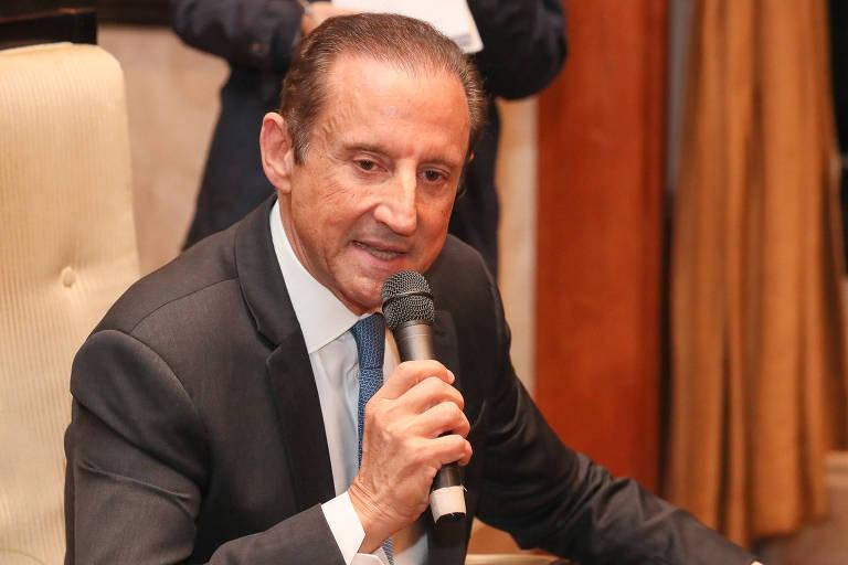 Paulo Skaf, presidente da Fiesp (Federação de Indústrias do Estado de São Paulo)