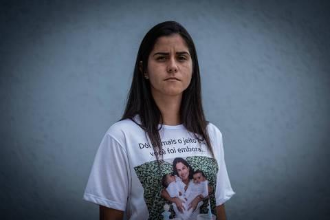 Chocou não ter aonde ir em Finados, diz irmã de vítima
