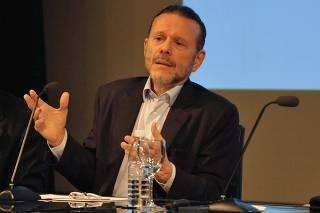 O economista Luciano Galvão Coutinho