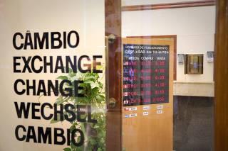 Alta do dólar - Câmbio