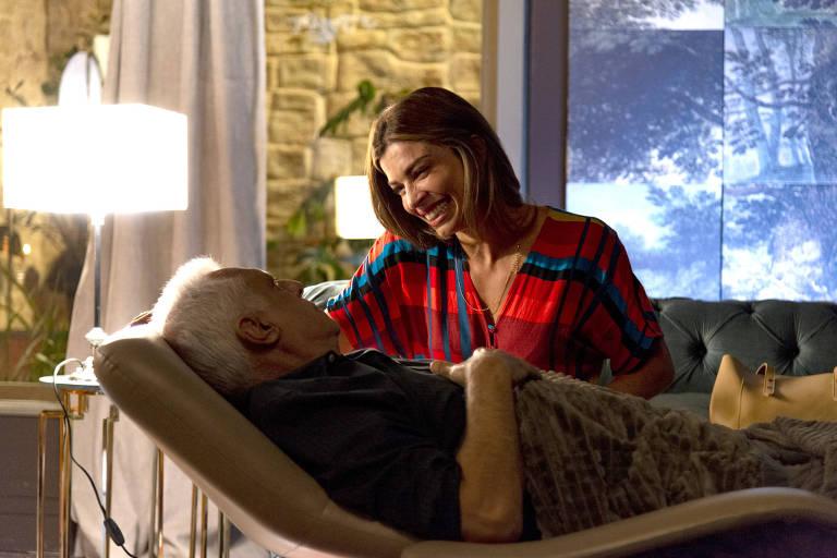 Grazi Massafera diz que papel em 'Bom Sucesso' foi mais difícil que o de 'Verdades Secretas'