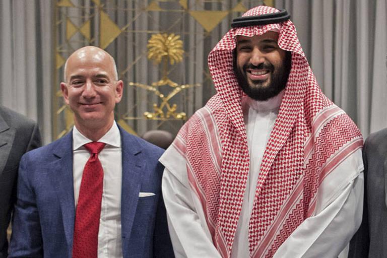 Relatores da ONU reforçam suspeitas de participação saudita em ciberataque a Bezos