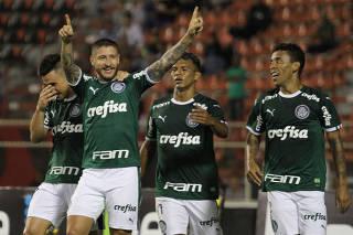 Partida entre Ituano e Palmeiras
